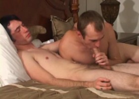 Trevor and Sean Suck Cock