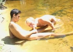 Blaine and Kaden Suck Cock
