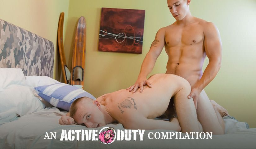 Active Duty Favorites: Penetration Compilation, Scene #01